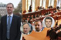 """Kdo se """"upíchl"""" ve Sněmovně a za kolik? Asistentem jsou primátor Hřib i exposlanci"""