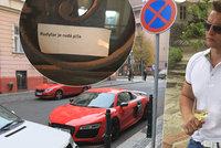 """Playboy (30) s autem za 5 milionů asistentem šéfa KSČM. """"Rudá p*ča,"""" schytal to"""