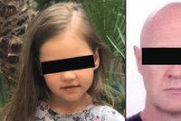 Večer ji unesl matce a utekl s ní! Policie únosce malé Kariny (4) načapala v zahraničí