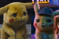 Pokémon: Detektiv Pikachu trailer – Žlutého sympaťáka nadaboval Deadpool
