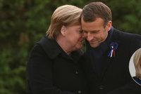 """""""Vy jste paní Macronová?"""" Stařenka (100) si spletla Merkelovou s první dámou Francie"""