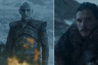 Game of Thrones 8. série: Vysílat se začne v dubnu 2019