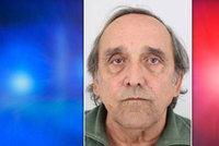 Policisté pátrají po důchodci (73): Soud na něj vydal zatykač