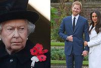 O spořivou královnu se pokoušejí mdloby: Za Meghan platí miliony ročně!