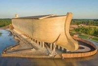 Nadšenci se radují z nálezu Noemovy archy. Pochází trámy na hoře z biblické lodi?