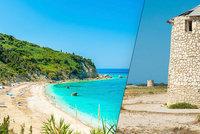 Plážový ráj: To je řecký ostrov Lefkada!