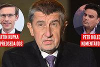 Živě z redakce Blesku: Ustojí Andrej Babiš jako premiér údajný únos syna?