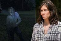 The Walking Dead: Odhaleno, kam se poděla Maggie. Kdy začnou zabíjet Šeptači?