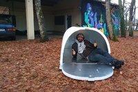 Bezdomovce mrazy nezaskočí: Dostanou skládací termostany