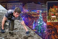 Tipy na víkend: Začínají vánoční trhy, ožívají betlémy! Stát se můžete i gladiátorem
