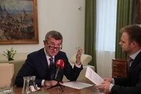 Babiš exkluzivně pro Blesk: Poženeme novináře k soudu. Hyeny slídí na Ukrajině