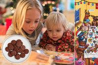 Velký test adventních kalendářů: Který skrývá nejlepší čokoládu? Šidí výrobci na váze?