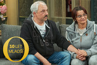 Manželé z O 10 let mladší jsou spolu 35 let: Máme problémy v sexu