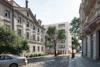"""Praha 1 nabízí startovací bydlení pro mladé. Musejí žít 10 let v centru, Airbnb """"ostrouhá"""""""