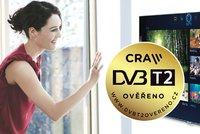 ČT dá 1,4 miliardy korun za přechod na DVB-T2. A má na to i krizový scénář