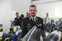 Šéf pražských policistů po roce končí: Nahradí ho dosavadní ředitel dopravní policie Lerch
