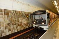 Loni metro svezlo 430,919 milionů lidí: Kvůli uzavírkám a rekonstrukcím cestujících bylo méně