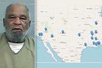 Zabiják sedí za tři vraždy žen: Teď se doznal 90 dalším! Podle FBI mluví pravdu