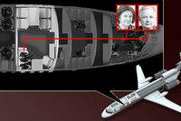 Prezidentský pár: Takhle si letěli pro smrt...