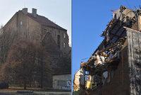 Břevnovský mrakodrap jde k zemi: Legendární budovu z roku 1911 nahradí byty