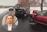 Odborník z autoklubu o ledovce: Není ostuda jezdit jako šnek! Takhle zvládnete náledí i smyk