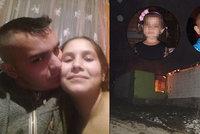 Maminka a čtyři dcerky uhořely při požáru: Nemám ani na pohřeb, pláče táta