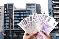 Hypotéky zdražily na tři procenta. Trh zamrzl, Češi se do bank nehrnou