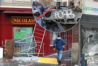 Rabování a strach turistů, trpí obchody i hotely: Tvrdé dopady protestů ve Francii
