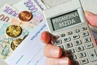 Průměrná mzda se vyšvihla na 32 466 korun. Nejvíc brali bankéři a pojišťováci