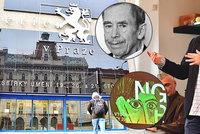 Havel na Hrad! Národní galerie oslaví třicetileté výročí Sametové revoluce. Co dalšího chystá?