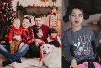 Rodina s postiženou Kačenkou (9) potřebuje pomoc: Shání peníze na větší auto!