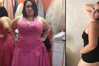 Tereza (19) vážila 180 kilo! Gynekoložka ji odmítla vyšetřit, aby nezničila lehátko! Dnes dělá modelku