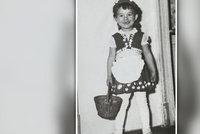 Kdo je holčička, která si šla pro mikulášskou nadílku? Slavný zpěvák!