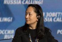 Manažerce firmy Huawei hrozí 30 let vězení. Za obcházení sankcí proti Íránu