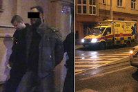 """""""Vy m*dky!"""" křičel agresivní opilec. Chtěl jet na oji tramvaje, policisté ho na Maninách zpacifikovali"""