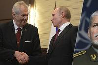 """Generál Pavel k Zemanovi a """"čučkařům"""": Cizí agenti u nás jsou a Rusko chce budit strach"""
