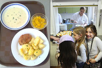 Živě z redakce Blesku: Obědy zdarma pro děti. Populismus, nebo pomoc potřebným?