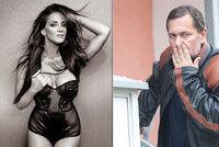Andrea Pomeje prolomila mlčení: Jirkovi poslala vzkaz plný lásky! Po dceři!