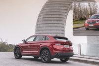 Škoda Kodiaq GT: Přijede dvojník z Číny do Česka?