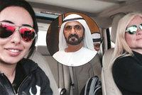Česká kamarádka nezvěstné princezny: Na Emiráty byla moc pokroková! Snad je naživu