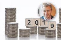 Rok 2019 pro vaši peněženku: Úrokové sazby porostou, hypotéky dál zdraží
