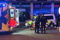Řidič srazil ženu (24) v Koněvově a ujel! Policie zadržela dva muže, hledá jejich odvoz