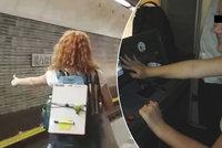 Řidič metra nechal řídit vlak dvě dívky: V podniku ho potrestali, trestný čin ale nespáchal