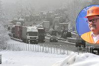 """Přežije Ťok kolaps dálnice D1? Ministrovi """"jde po krku"""" opozice, komunisté přizvukují"""