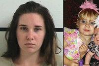 Matka šla na párty a dcerky (†1 a †2) nechala 15 hodin umírat v autě: Dostala 40 let!