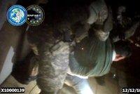 VIDEO: Drsný zásah proti šéfovi černohorského podsvětí! Zatkli ho v Praze, měl tu pronajatý byt