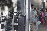 Nemocnici zachvátil rozsáhlý požár. Zemřelo 6 pacientů. Dalších 129 lidí bylo zraněno!