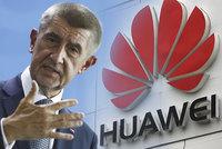 Babiš kvůli Huawei svolal Bezpečnostní radu státu. Nebude řešit mobily, ale sítě