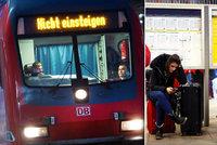 """""""Prostě zařiďte, ať vlaky jezdí včas."""" Němcům se zpožděním drah došla trpělivost"""