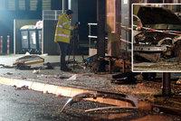 Auto vjelo v Německu do davu: Jedna žena zemřela. Na místě je nejméně 6 zraněných